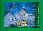 ROBIN YOUNT Autograph 2005 UD HEROES Auto #d 99 Signed MILWAUKEE BREWERS HOF