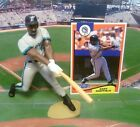 1994  GARY SHEFFIELD - Starting Lineup - SLU - Figure & Card - Florida Marlins