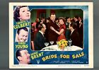 LOOK FOR THE SILVER LINING-1949-LOBBY CARD-FN-MUSICAL-JUNE HAVER-GORDON M FN