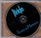 BRIDE - SILENCE IS MADNESS (*NO BOOKLET-CD, 2000, M8) 8 bonus tracks/jewel case