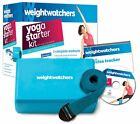 Weight Watchers Yoga Starter Kit DVD 2 Complete Workouts Plus Yoga Strap