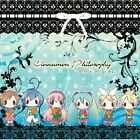 CD Cinnamon Philosophy Geneon Entertainment Album Japan