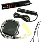Universal APEXI Auto Turbo Timer NA & Turbo Digital LED Display Red Light JDM