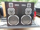 Sharp Pair Vintage Yamaha NS 1000M Speakers With Boxes