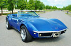Chevrolet Corvette Convertible 327 4 Speed breath taking fully restored 1968 Chevrolet Corvette Convertible 327 4 Speed wow