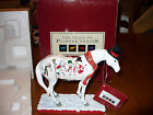 The Trail of Painted Ponies Frosty Retired In Box