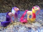 My Little Pony G1 Scribbles & Dabble Mail Offer Order Set Rare! Pretty Mane