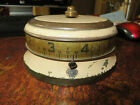 Antique Numode Rotary Clock 1930
