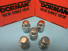 Set 5 Brand NEW Wheel Lug Nut Acorn Bulge Seat Replaces GMC OEM 611 174 CHROME