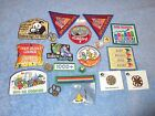 Girl Scouts lot of 22 patches and pins