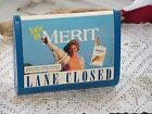MERIT Store Counter CLOSED SIGN double sided