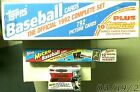 1992 Topps Micro Baseball Factory Set Regular + Traded Factory Sealed Sets Look!