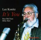 CD:  It's You by Lee Konitz Trio (CD, Jan-1996, Steeplechase)SEALED/ RARE MINT