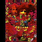 Those Were the Days [Box] by Cream 4 CD BOX SET GINGER BAKER dead at 80 /Clapton