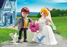 Playmobil #5163 Duo Packs - Bridal Couple - New Factory Sealed
