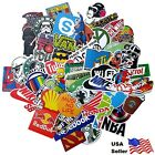 6 Skateboard Stickers YOU PICK Vinyl Vintage Laptop Decals Helmet Sticker Lot