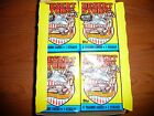 1991 Topps Desert Storm 2nd Series Box with 36 unopened wax packs + Stickers