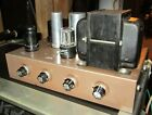 BELL 2122-C MONO TUBE AMP - VINTAGE, CLEAN, 1950s, WORKING PROJECT !!!