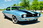 Chevrolet Camaro SS 4 Speed 396 V8 Frame Off Restored Cold A C 69 chevy camaro ss posi rear end 3 55 gears power steering power disc brakes