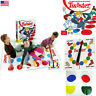 Durable Classic Twister Game Vintage Board Party Game Mat Twister Moves Spinner