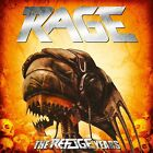 RAGE - THE REFUGE YEARS (ALBUM-BOX/FAN.BOX) 10 CD NEW+
