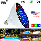 WYZM 120V 35Watt E26 RGB Swimming LED Pool Light Underwater For Pentair Hayward