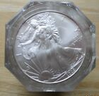 2009 Roll of 20 Silver American Eagle First Strike