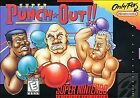 SUPER PUNCH OUT SNES SUPER NINTENDO GAME COSMETIC WEAR