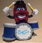 California Raisins Drummer Figure by Applause 1988
