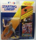1992  HOWARD JOHNSON - Starting Lineup - SLU - Sports Figurine - New York Mets