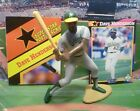 1992  DAVE HENDERSON - Starting Lineup-SLU - Loose With Card & Poster - Oakland