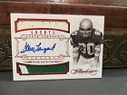 Panini Flawless Ruby Autograph Jersey Seahawks Auto Steve Largent 05 15 2014