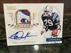 National Treasures Century Logo Jersey Autograph Colts Eric Dickerson 4 4 2012