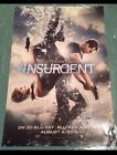 SDCC 2015 - The Divergent Series Insurgent Movie Poster Comic-Con