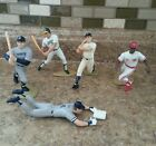 MLB 1989-1991 Ruth, Canseco, Sax, Gehrig, Larkin starting lineup figures