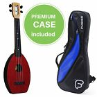 FLEA Ukulele RED concert + FUSION Gig Bag