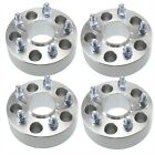 4 2 Hubcentric Wheel Spacers fits Jeep JK JKU Wrangler Grand Cherokee