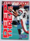1996  CARL PICKENS - Starting Lineup Card - SLU - CINCINNATI BENGALS