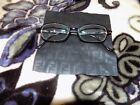 Fendi Neostyle Black and Green Eyeglasses with Original Case and Cleaning Cloth-