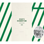 iKON-[KONY'S SUMMERTIME]DISC+POSTER+300p Photo Book+Travel Pouch+Goods+Tracking