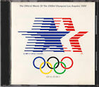 The Official Music Of The XXIIIrd Olympiad - Los Angeles 1984 JAPAN CD 35DP-200