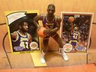 1990  JAMES WORTHY - Starting Lineup - Loose With Cards - Los Angeles Lakers