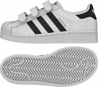 Adidas Sneaker Superstar Foundation Gr 35 Originals Klett Schuhe Neu