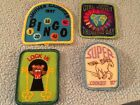 Vintage Lot of 4 Girl Scout Patches 1990s Unused 7