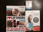 Lot Weight Watchers I Love Leftovers Cookbook Fitness Workout Sampler Clicker