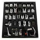 NEW  32pcs Domestic Sewing Machine Presser Foot Set For Janome Brother Singer Ne