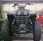 Yamaha Woverine 350  ATV Winch Mount Kit - Warn Ramsey Gorilla Tusk