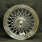 Chrome Ultima 80 Twisted Spoke Front 16