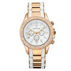 Timothy Stone Rose Gold and White AMBER BICOLOR Watch