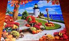 300 Piece Large Format - Autumn Sail by Alan Giana - Complete